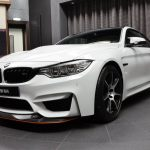 Alpine White BMW M4 GTS (13)