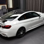 Alpine White BMW M4 GTS (17)