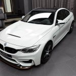 Alpine White BMW M4 GTS (19)