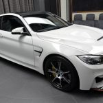 Alpine White BMW M4 GTS (30)