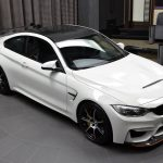 Alpine White BMW M4 GTS (4)