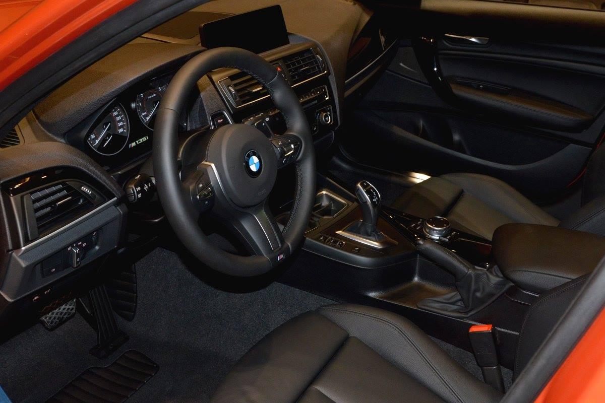 BMW M135i at Abu Dhabi  (10)