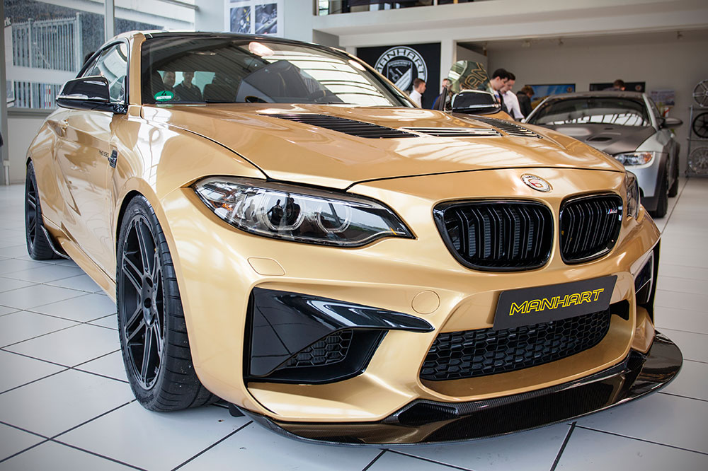BMW M2 Coupe by AC Schnitzer  (9)