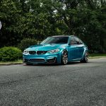 BMW M3 in Atlantis Blue  (2)
