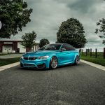 BMW M3 in Atlantis Blue  (9)