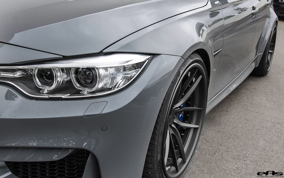 BMW M3 in Nardo Grey by EAS  (19)