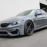 BMW M3 in Nardo Grey by EAS  (2)