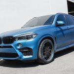 BMW X5 M Long Beach Blue