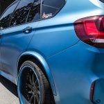 BMW X5 M Long Beach Blue