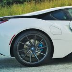 Crystal White BMW i8  (10)