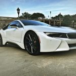 Crystal White BMW i8  (4)