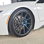 Crystal White BMW i8  (6)