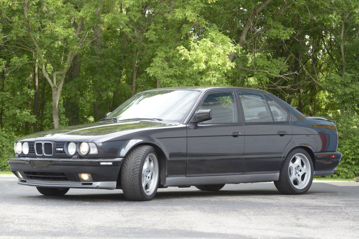 e34 bmw m5 with v12 engine for sale bmw car tuning. Black Bedroom Furniture Sets. Home Design Ideas