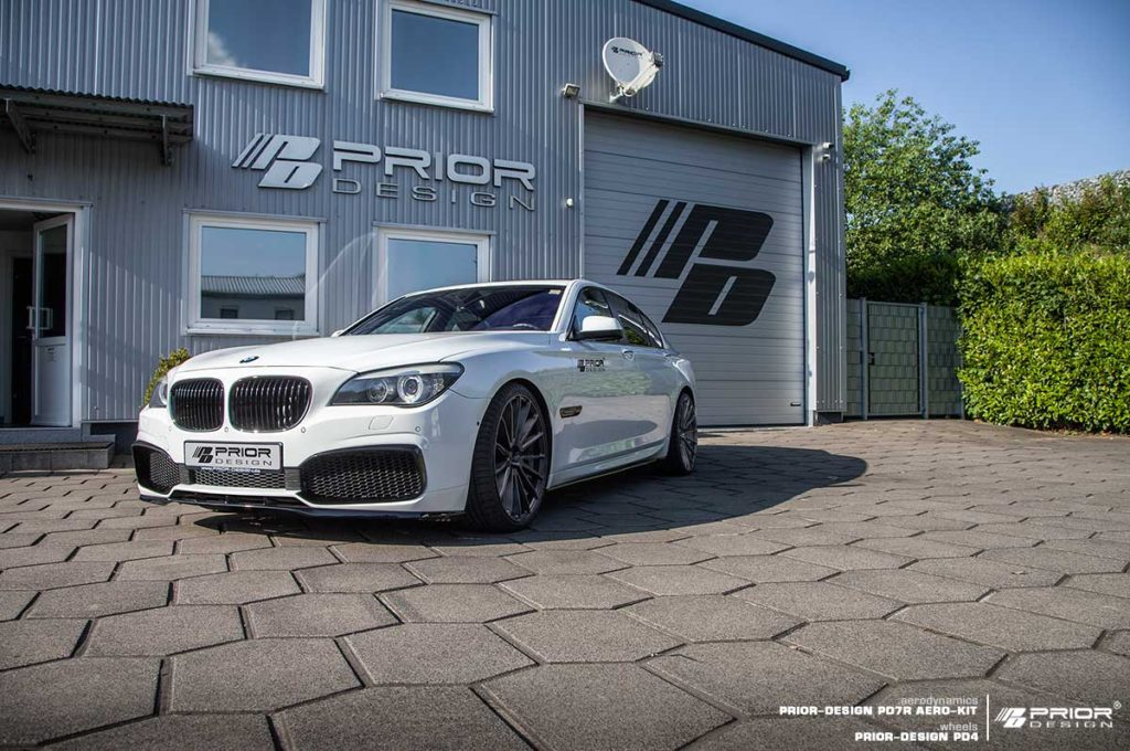 F01 BMW 7 Series by Prior Design