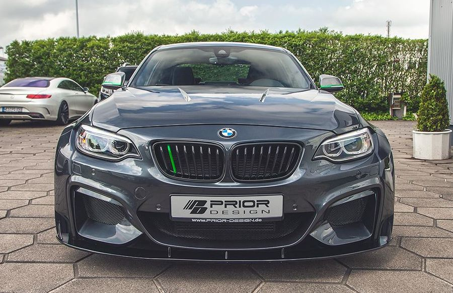 F22 BMW 2 Series by Prior Design