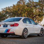 F30 BMW 3-Series M Performance with Aero Kit by Vorsteiner (1)