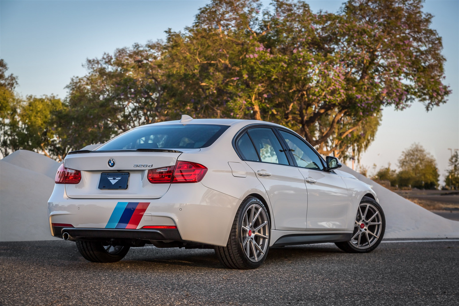 F30 BMW 3-Series M Performance with Aero Kit by Vorsteiner (1)