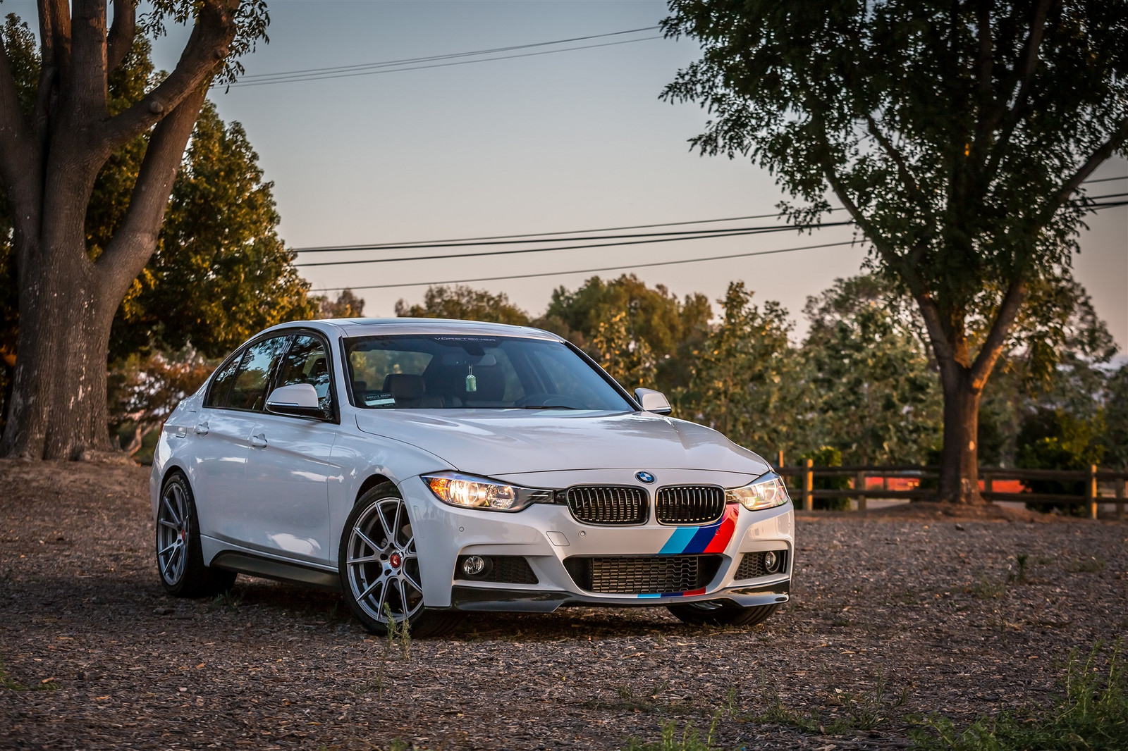 F30 BMW 3-Series M Performance with Aero Kit by Vorsteiner (11)