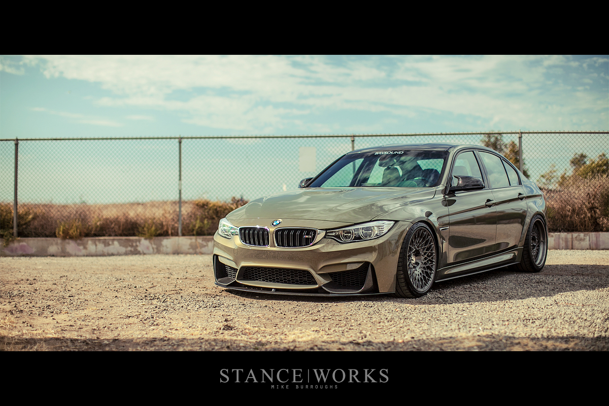 F80 BMW M3 by Bavsound