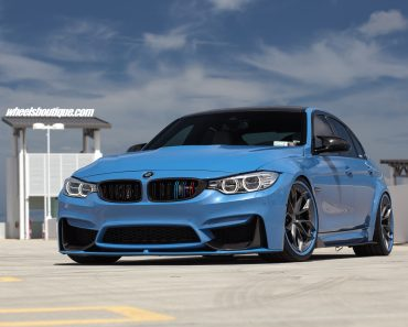 F80 BMW M3 in Yas Marina by Wheels Boutique (15)