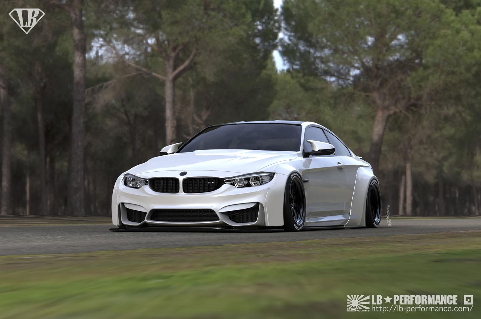 F82 BMW M4 by Liberty Walk
