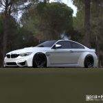 F82 BMW M4 by Liberty Walk