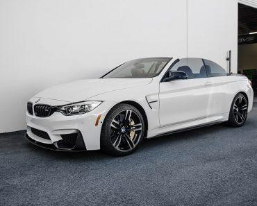 F83 BMW M4