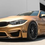 Sunburst Gold BMW M3 by EAS  (1)
