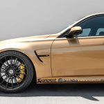 Sunburst Gold BMW M3 by EAS  (6)