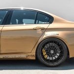 Sunburst Gold BMW M3 by EAS  (7)