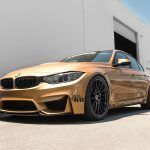 Sunburst Gold BMW M3 by EAS  (8)