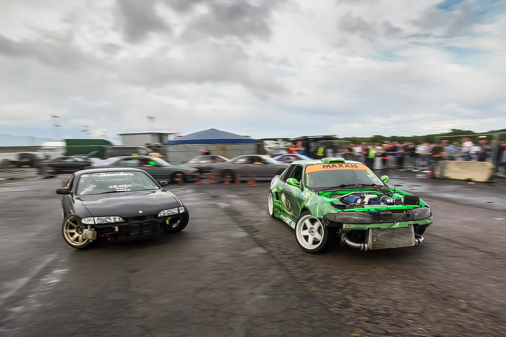 Ultimate Street Car at Santa Pod