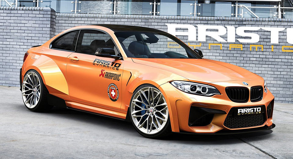 2016 BMW M2 Coupe by Aristo Dynamics  (1)