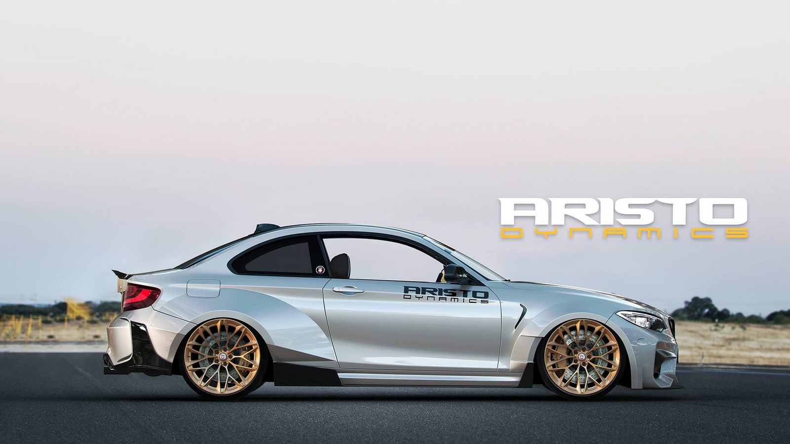 2016 BMW M2 Coupe by Aristo Dynamics  (4)