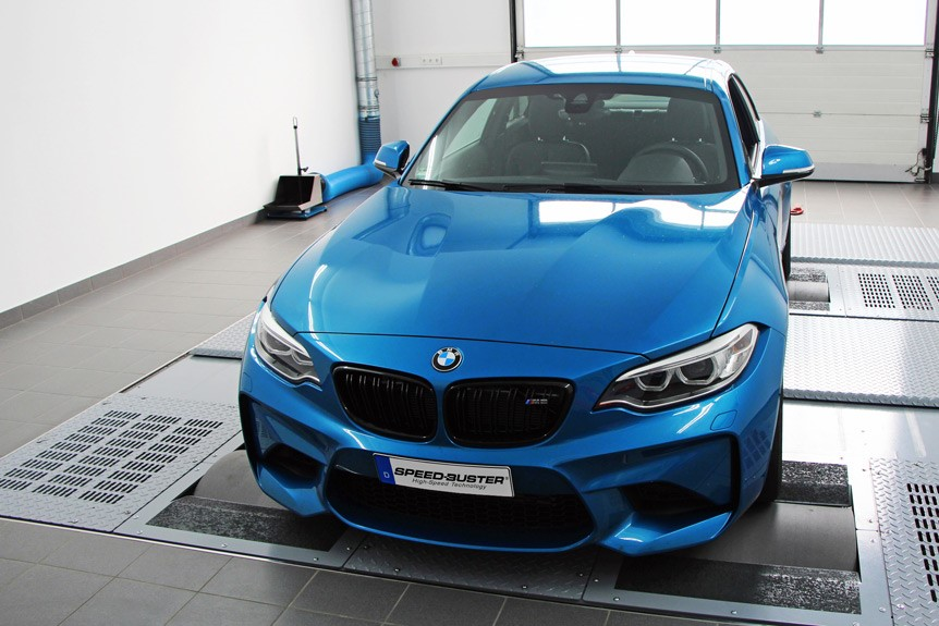 2016 BMW M2 Coupe by Speed-Busters