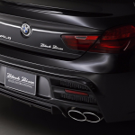 BMW 6-Series Gran Coupe with Black Bison Kit  (5)