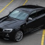 BMW X4 M40i with Stage 3 Power Kit by Dahler (1)