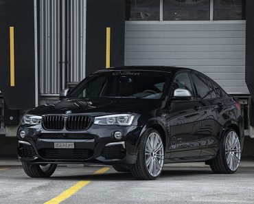 BMW X4 M40i with Stage 3 Power Kit by Dahler (2)