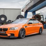 Carbonfiber Dynamics F10 BMW M5 by 3D Design  (2)