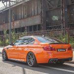 Carbonfiber Dynamics F10 BMW M5 by 3D Design  (3)