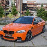 Carbonfiber Dynamics F10 BMW M5 by 3D Design  (4)