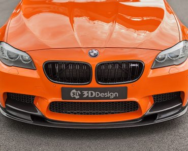 Carbonfiber Dynamics F10 BMW M5 by 3D Design  (8)