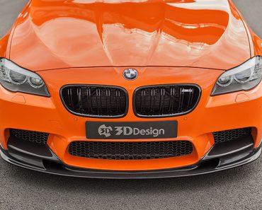 Carbonfiber Dynamics F10 BMW M5 by 3D Design  (8)