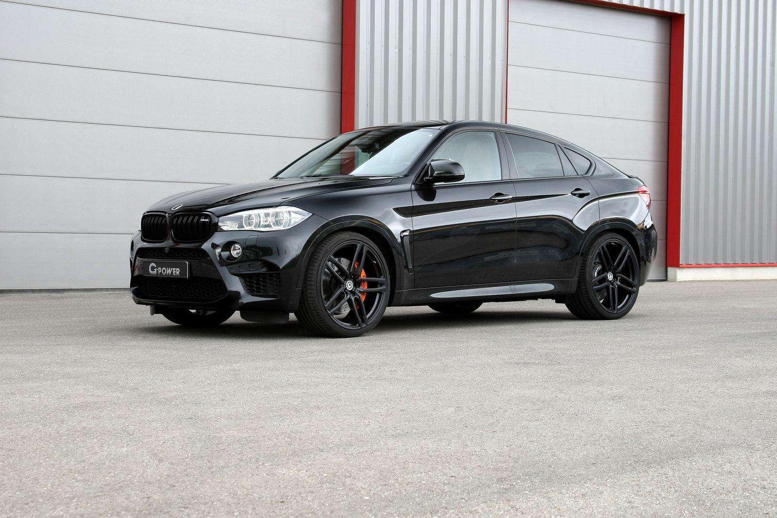 G-Power Upgrades BMW X6 M  (1)