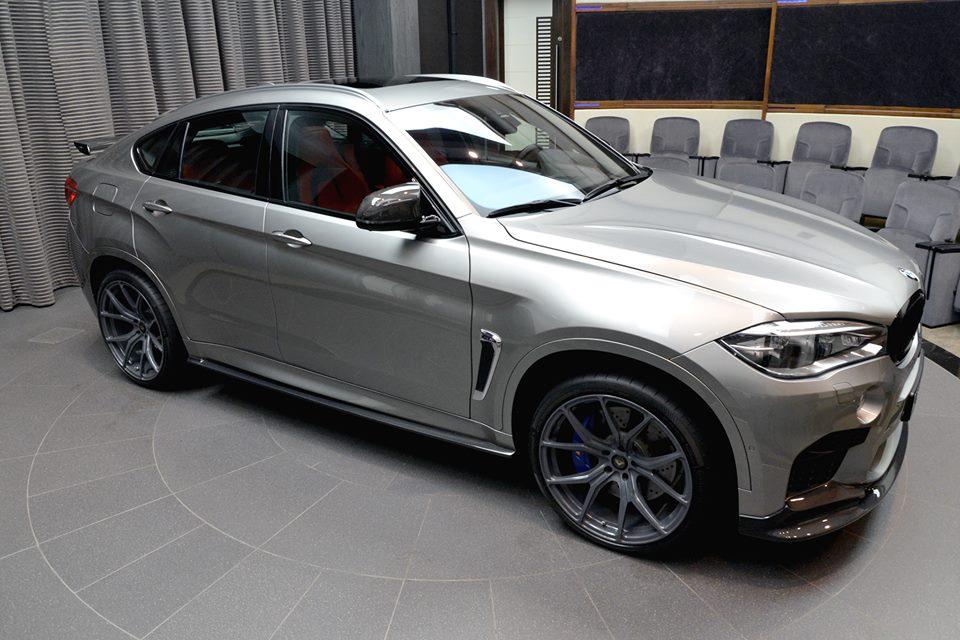 Vorsteiner BMW X6 M  (12)