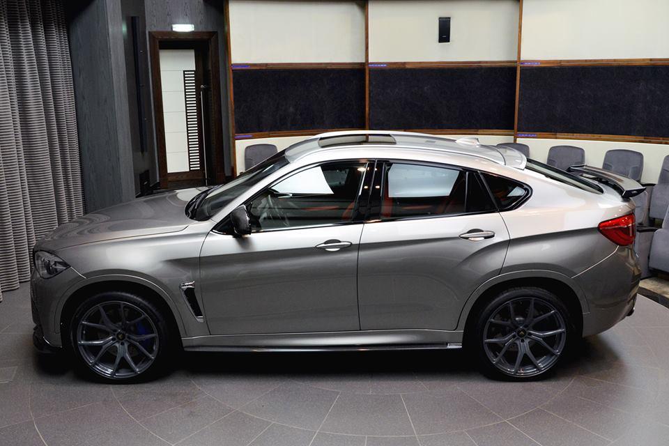 Vorsteiner BMW X6 M  (21)