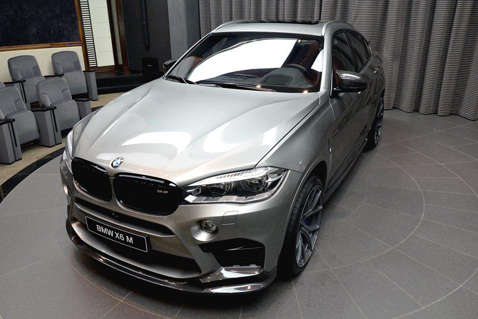 Vorsteiner BMW X6 M  (4)