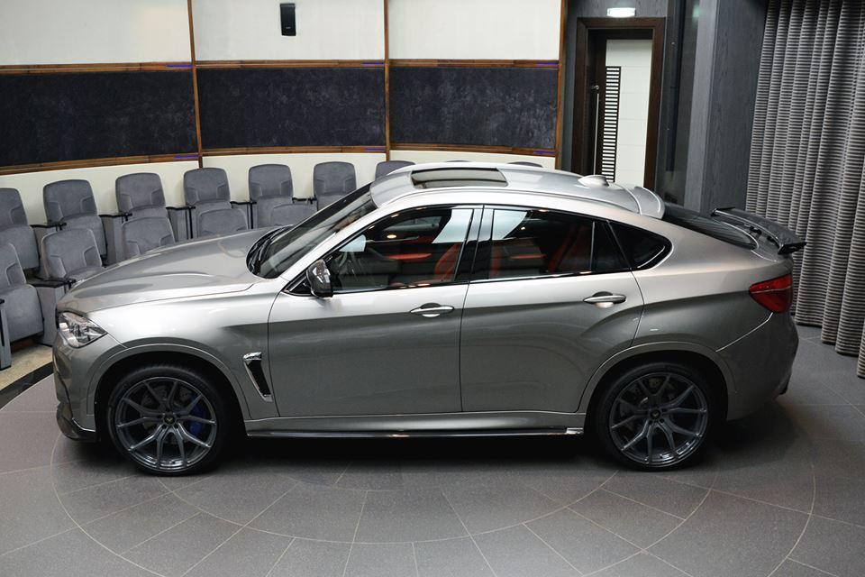 Vorsteiner BMW X6 M  (7)