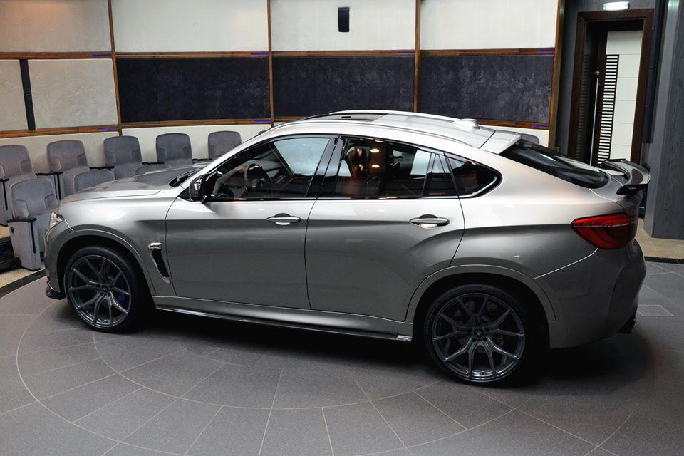 Vorsteiner BMW X6 M  (8)