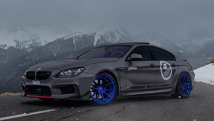 BMW 6-Series Gran Coupe with Prior Design Aero Kit by Fostla (1)